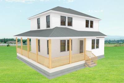Santa Rosa Beach Single Family Home For Sale: Lot 1 Blkf Heidi Heights Drive
