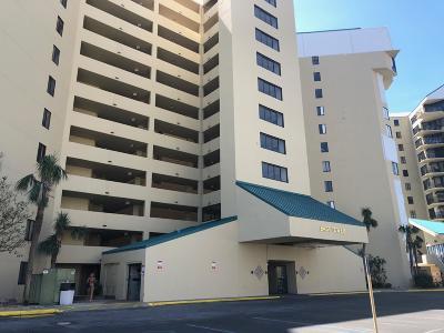 Panama City Condo/Townhouse For Sale: 9850 S Thomas Drive #UNIT 101