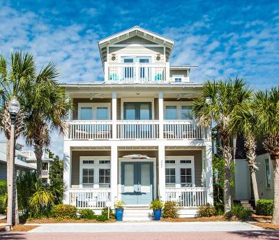Single Family Home For Sale: 202 Seacrest Beach Boulevard