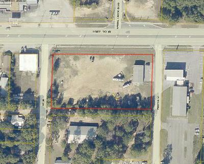 Crestview Commercial For Sale: 755 W James Lee Boulevard