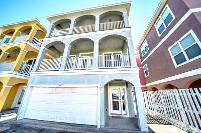Panama City Beach Single Family Home For Sale: 110 Riviera Drive
