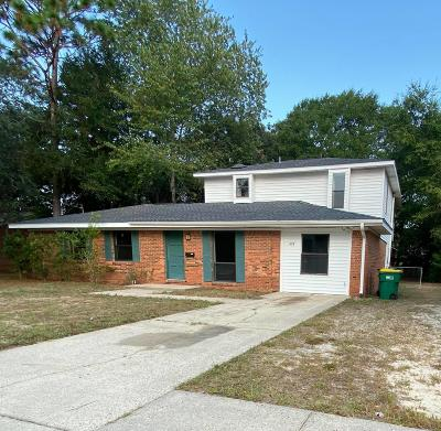 Niceville Single Family Home For Sale: 409 Paradise Road