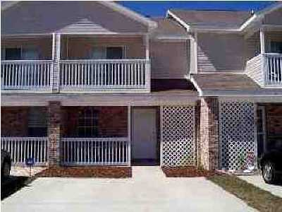 Fort Walton Beach Condo/Townhouse For Sale: 7 SE Chatelaine Circle #7