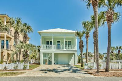 Destin Single Family Home For Sale: 3609 Waverly Circle