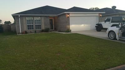 Navarre Single Family Home For Sale: 1953 Catline Circle