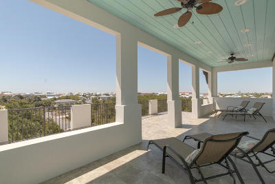 Miramar Beach Single Family Home For Sale: 10 Walton Drive