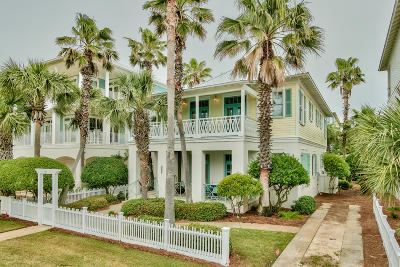 Miramar Beach Single Family Home For Sale: 1840 Scenic Gulf Drive