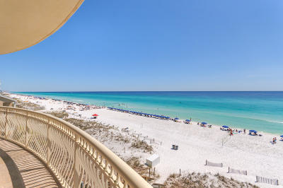 Destin Condo/Townhouse For Sale: 2780 E Scenic Hwy 98 #302