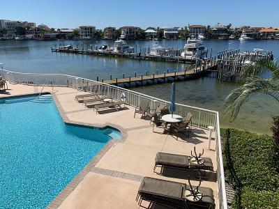 Destin Condo/Townhouse For Sale: 662 Harbor Boulevard #UNIT 150