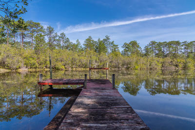 Defuniak Springs Single Family Home For Sale: 1234 Walden Road