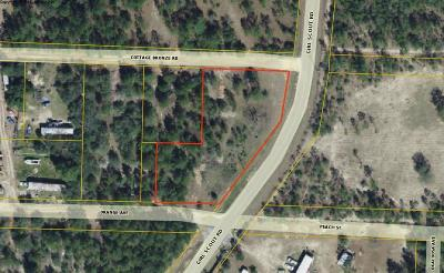 Defuniak Springs Residential Lots & Land For Sale: Girl Scout Road