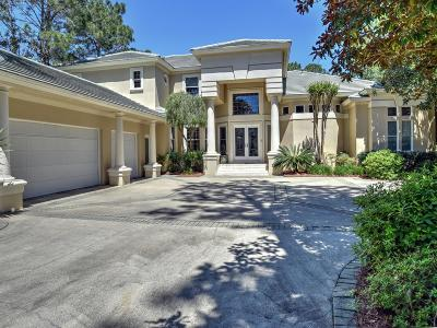 Miramar Beach Single Family Home For Sale: 1536 W Island Green Lane