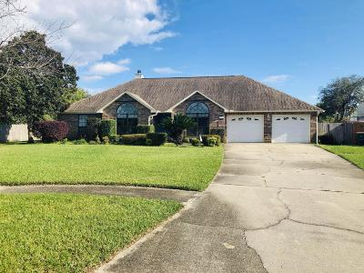 Navarre Single Family Home For Sale: 10061 Calle De Palencia
