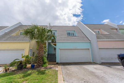 Pensacola Beach Condo/Townhouse For Sale: 1642 Bulevar Menor