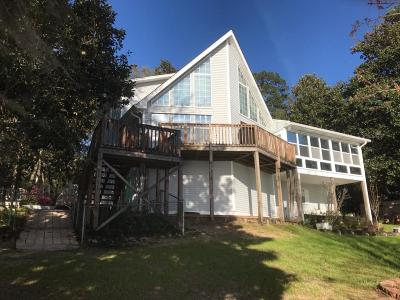 Defuniak Springs Single Family Home For Sale: 325 Lake Holley Circle
