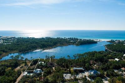 Santa Rosa Beach FL Residential Lots & Land For Sale: $775,000
