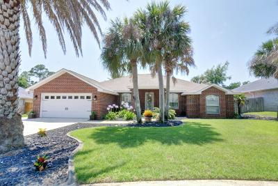 Santa Rosa County Single Family Home For Sale: 1555 Cypress Bend Trail