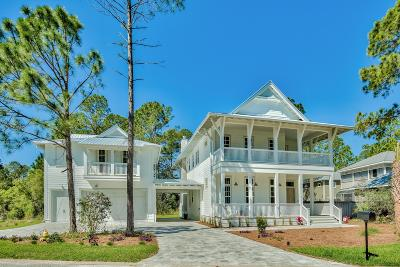 Santa Rosa Beach Single Family Home For Sale: 215 Wood Beach Drive