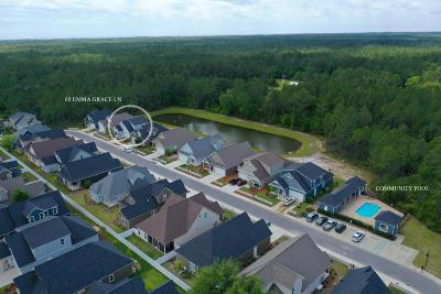 Santa Rosa Beach FL Single Family Home For Sale: $459,000