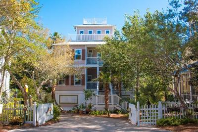 Santa Rosa Beach Single Family Home For Sale: 350 Forest Street