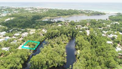 Santa Rosa Beach FL Residential Lots & Land For Sale: $179,000
