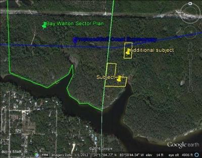 Panama City Beach Residential Lots & Land For Sale: 24427 Cimarron Trail