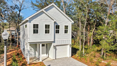 Santa Rosa Beach Single Family Home For Sale: 230 Rearden Way