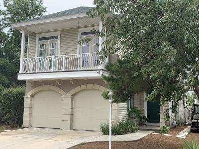 Destin Single Family Home For Sale: 4456 Luke Avenue