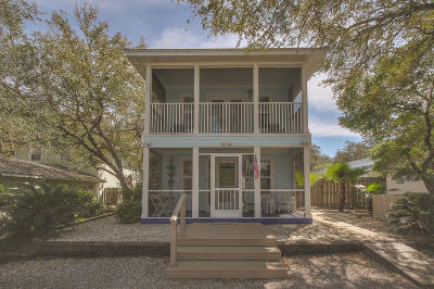 Grayton Beach Single Family Home For Sale: 105 Garfield Street