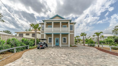 Destin Single Family Home For Sale: 96 Tarpon Street