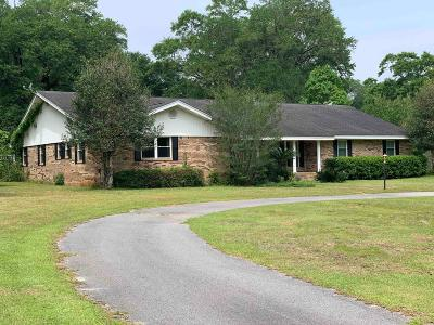 Crestview Single Family Home For Sale: 6046 Bud Moulton Road