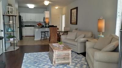 Santa Rosa Beach Condo/Townhouse For Sale: 30 N Wildflower Drive #UNIT 624