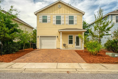 Inlet Beach Single Family Home For Sale: 15 Barbados Lane