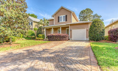 Santa Rosa Beach Single Family Home For Sale: 135 Carson Oaks Lane