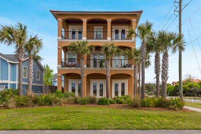 Destin Single Family Home For Sale: 3425 Scenic Hwy 98