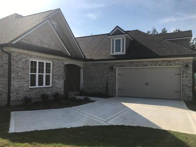 Freeport Single Family Home For Sale: Lot 66 Meadow Lake Drive