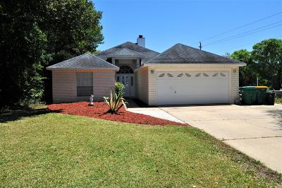 Destin Single Family Home For Sale: 498 Beach Drive