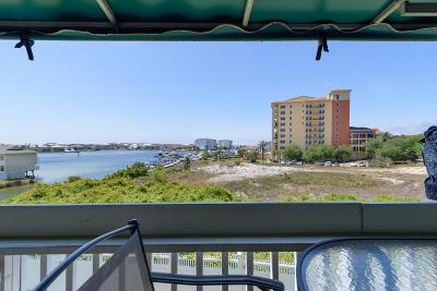 Destin Condo/Townhouse For Sale: 775 Gulf Shore Drive #2019 & 2