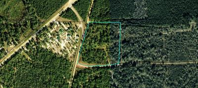 Holmes County Residential Lots & Land For Sale: Padgett Farm Road