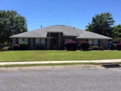 Crestview Single Family Home For Sale: 6120 Saddle Horse Lane