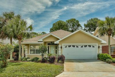 Destin Single Family Home For Sale: 324 Wimico Circle