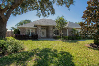 Navarre Single Family Home For Sale: 1816 Brooke Beach Drive