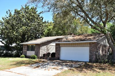 Niceville Single Family Home For Sale: 644 Caribbean Way