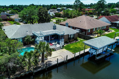 Gulf Breeze Single Family Home For Sale: 3014 Coral Strip Parkway