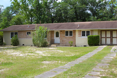 Defuniak Springs Single Family Home For Sale: 858 Bay Avenue