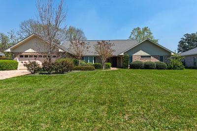 Niceville Single Family Home For Sale: 1548 Glenlake Circle
