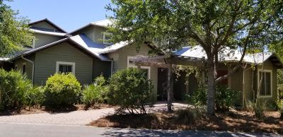 Santa Rosa Beach Single Family Home For Sale: 28 S Summit Drive
