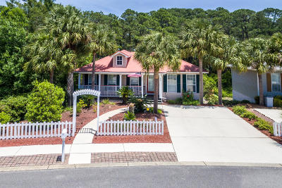 Santa Rosa Beach Single Family Home For Sale: 96 Tradewinds Drive