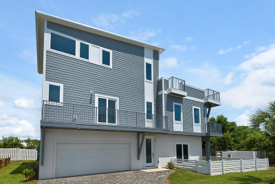 Inlet Beach Single Family Home For Sale: Seaview Drive #Lot 7