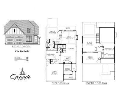 Panama City Beach Single Family Home For Sale: Lot 141 Grande Point Drive